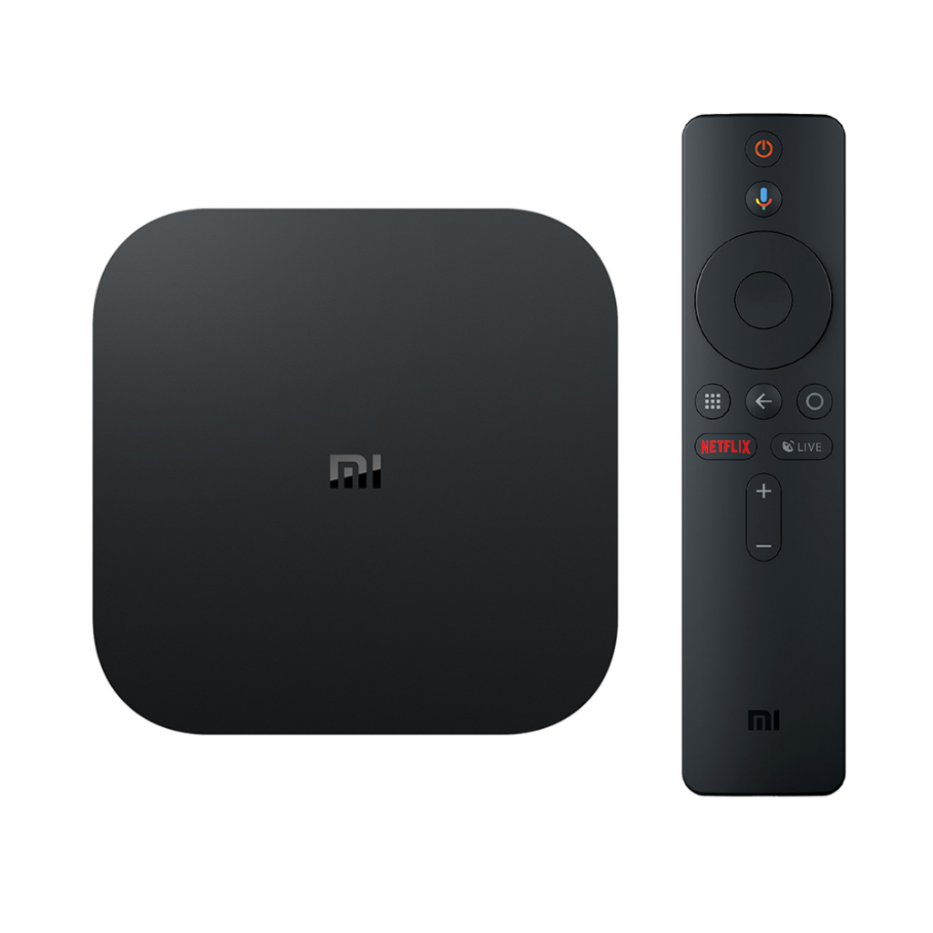 Xiaomi Mi TV Box S 4K HDR Black