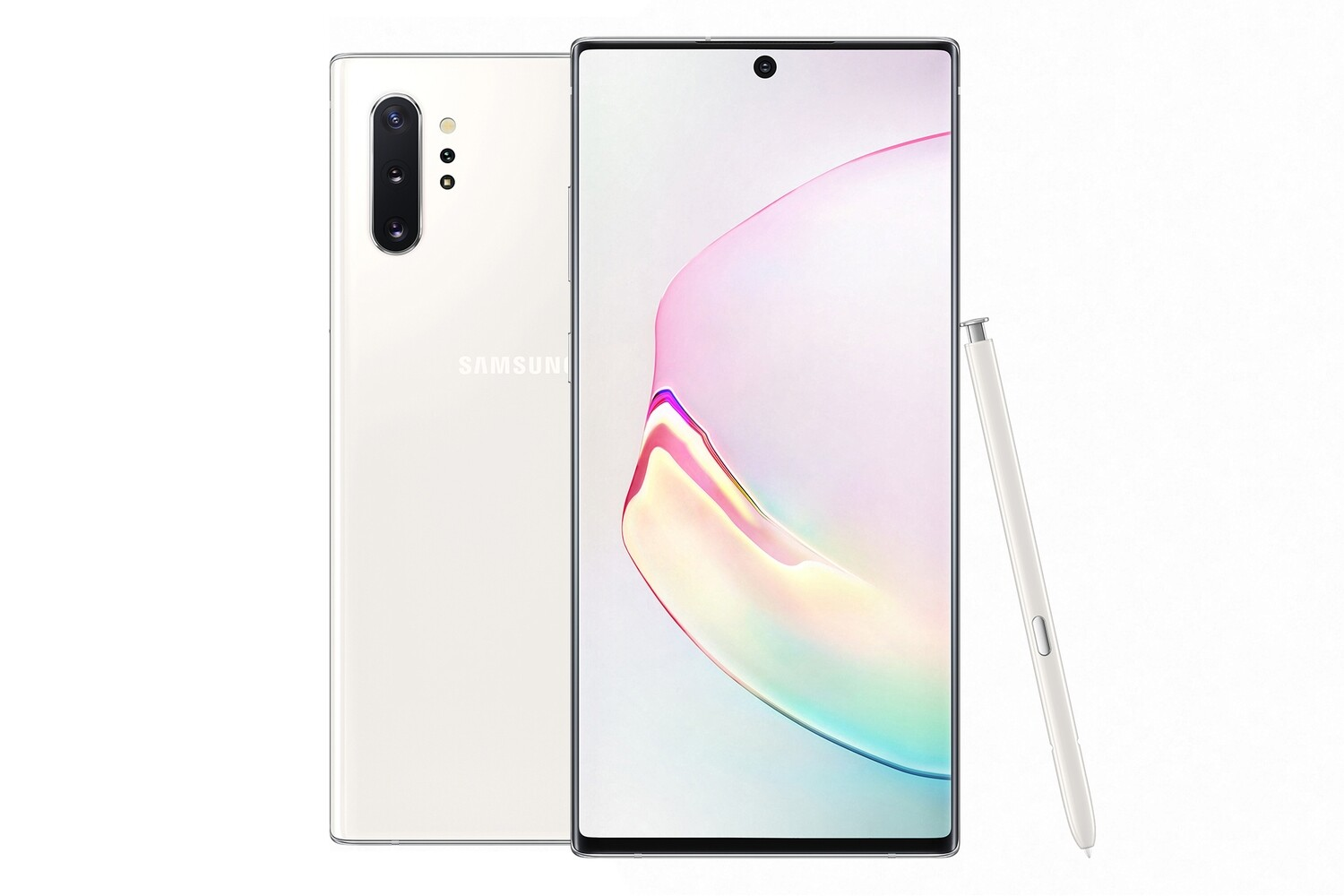 Galaxy Note 10 Plus 256Gb White