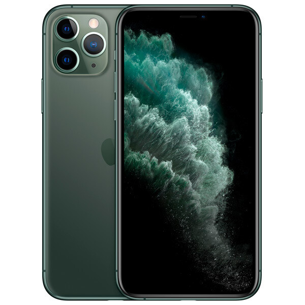 Apple iPhone 11 Pro 64GB 2SIM Midnight Green