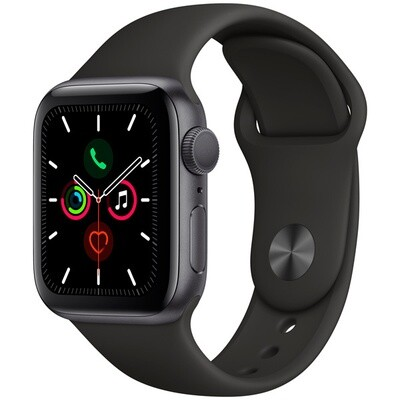 Apple Watch S5 44mm SpGray Sport Band