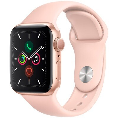 Apple Watch S5 44mm Gold Sport Band
