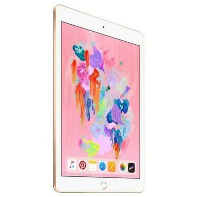 iPad 6 2018 128Gb Gold WiFi