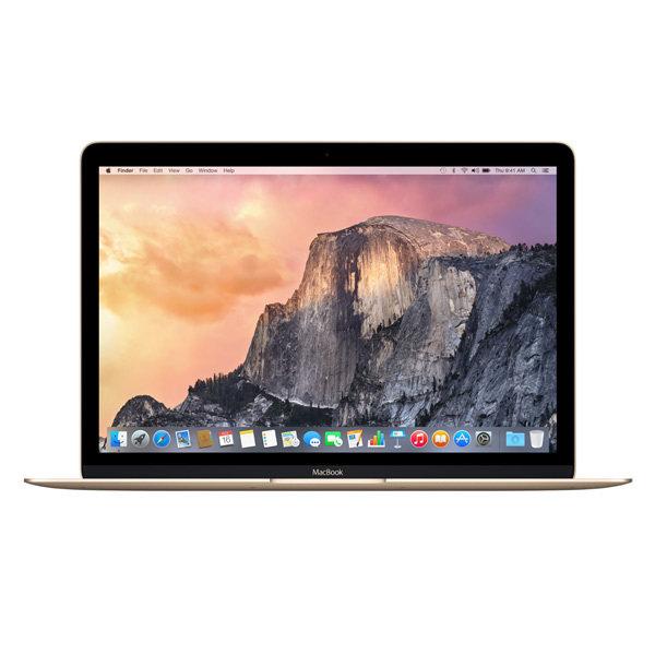 """MacBook 12"""" Core M1.2/8/512 SSD Gold"""