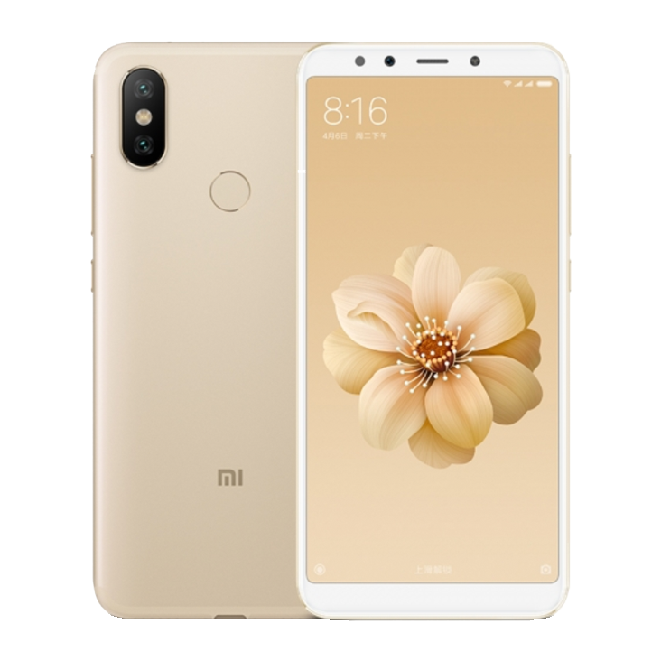 Xiaomi Mi A2 4Gb/64Gb Gold Global Version