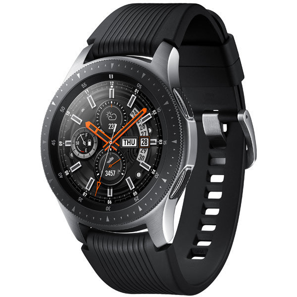 Galaxy Watch 46mm Silver
