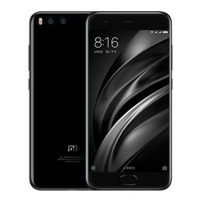 Mi 6 6/128 Black LTE Global Version