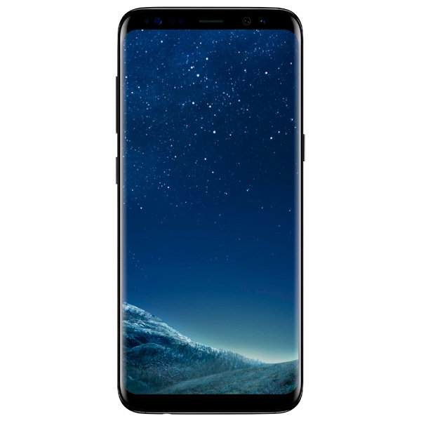 Galaxy S8 DUOS 64Gb BLACK