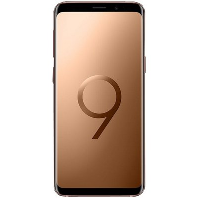 Galaxy S9 DUOS 128Gb Gold