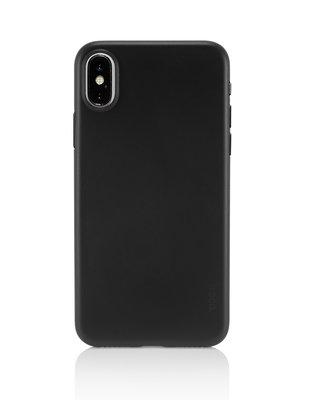 iPhone X силикон черный