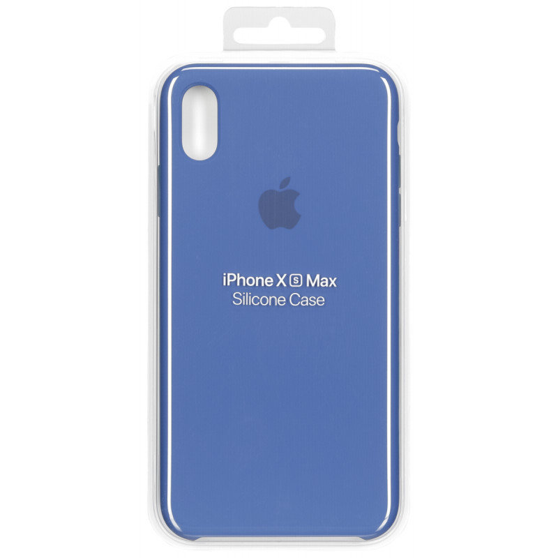 iPhone Xs Max Silicone Case (Реплика)