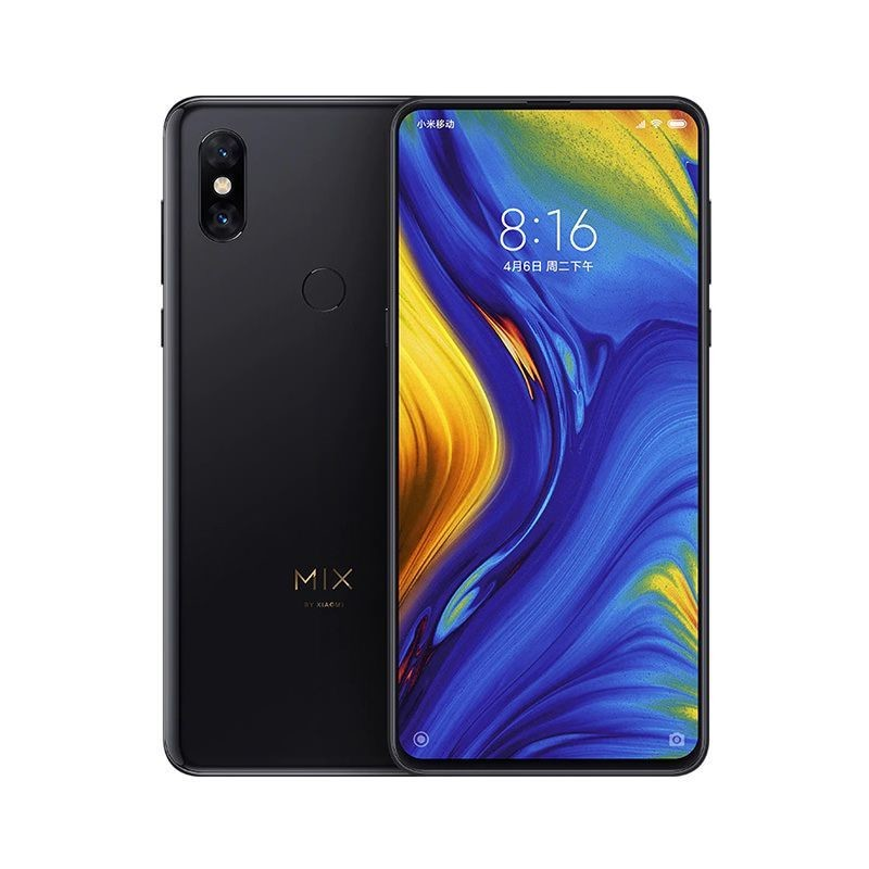 Xiaomi Mi Mix 3 6/128 Black Global Version