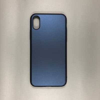 iPhone X Blue TPU