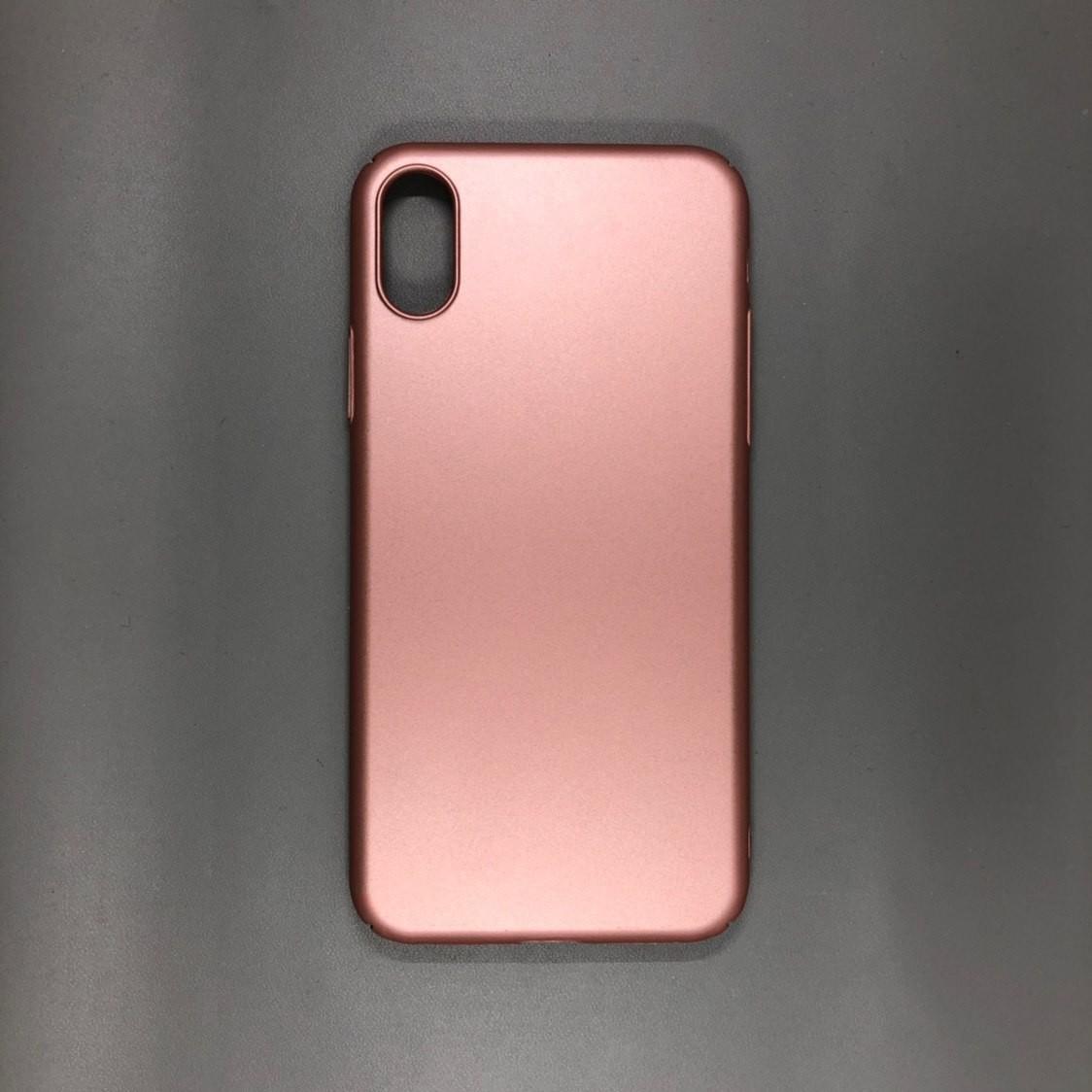 iPhone X Pink TPU
