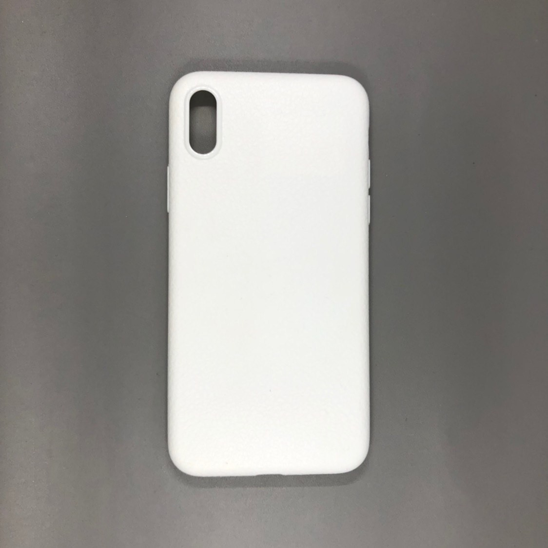 iPhone X Plastic White