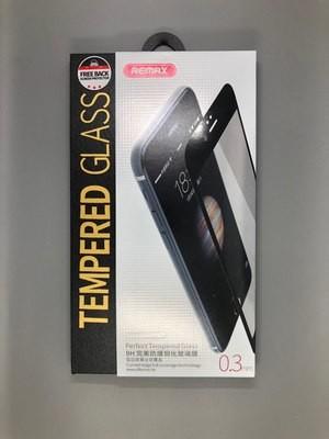 iPhone 7 | 8 3D Tempered Glass Черный
