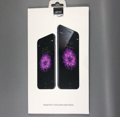 iPhone 5 | 5S | SE Tempered Glass 2.5D Active (Зеркальное)