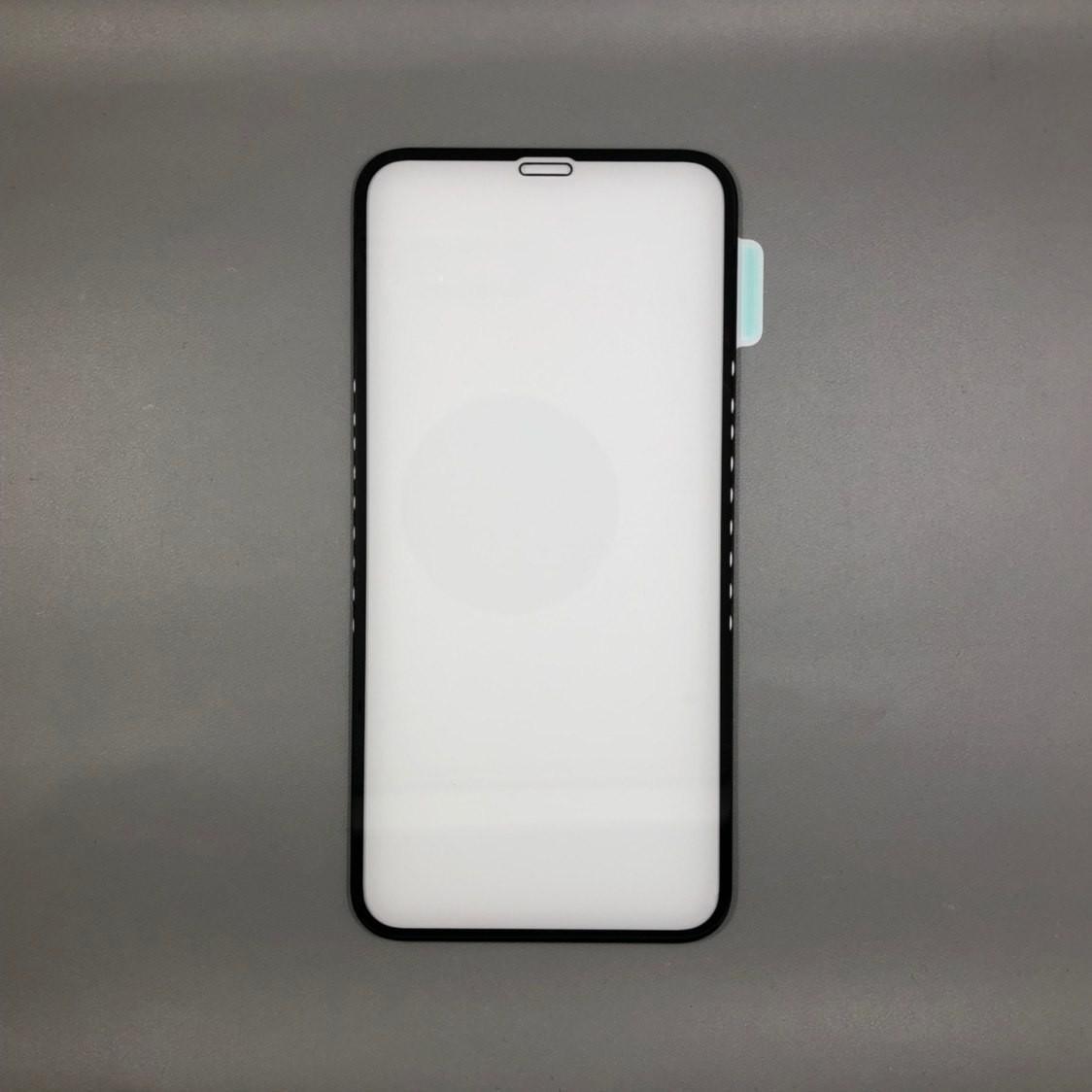 iPhone X | Xs 3D Защитное Стекло Черное
