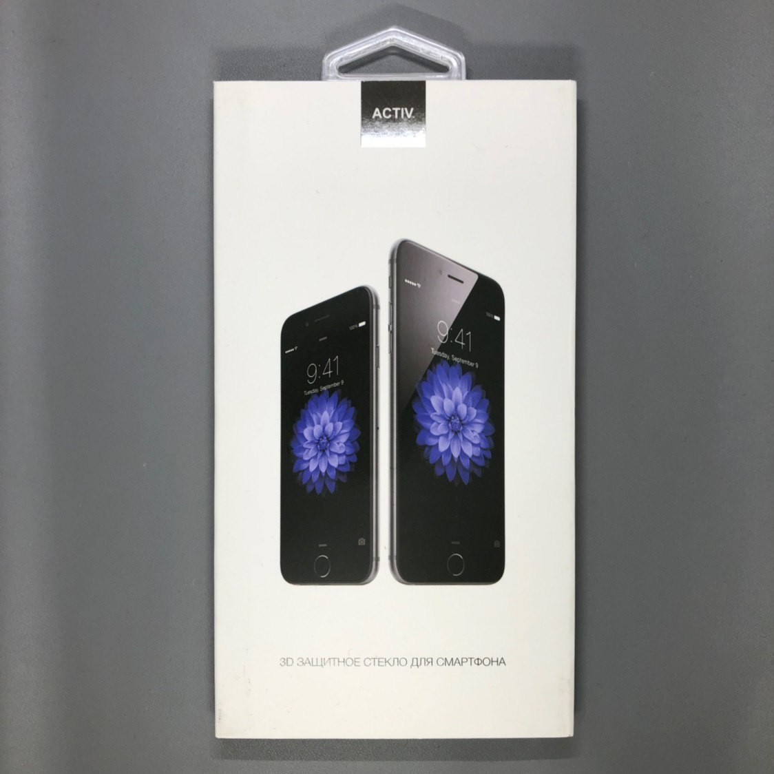 iPhone X | Xs 3D Glass Active Black