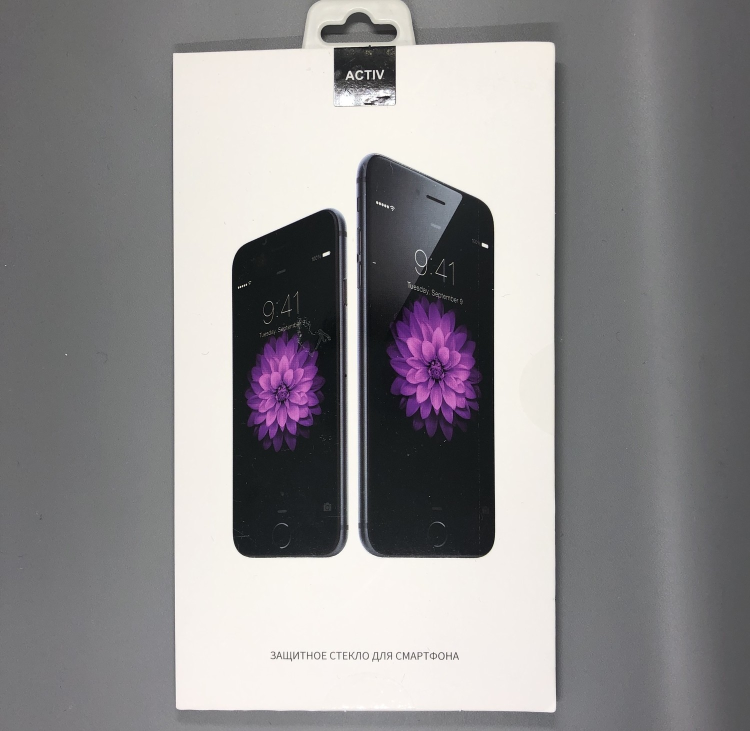iPhone XR Tempered Glass Прозрачное