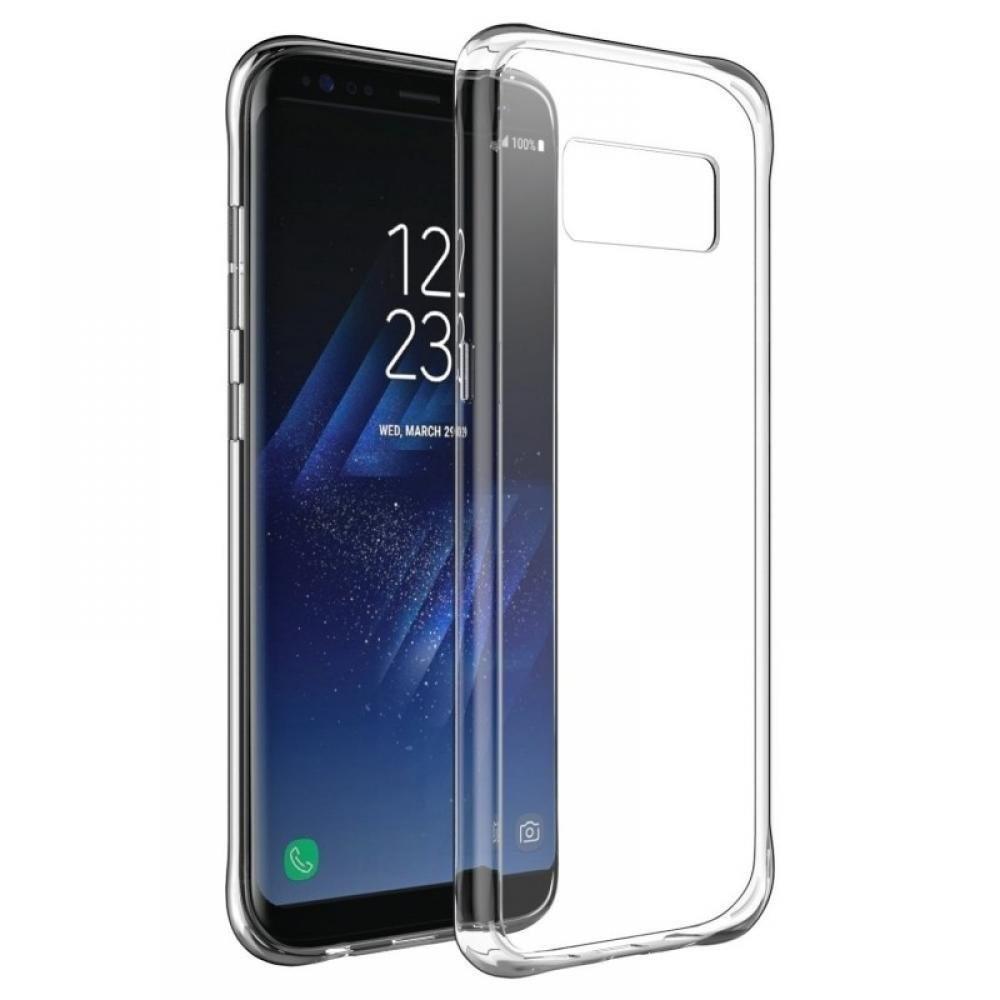 Samsung S8 Silicon (Прозрачный)