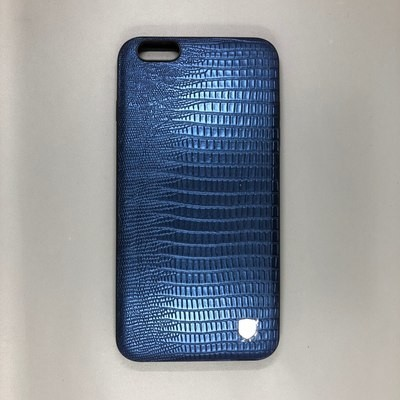 iPhone 6 Plus | 6 S Чехол Пластиковый (Синий)