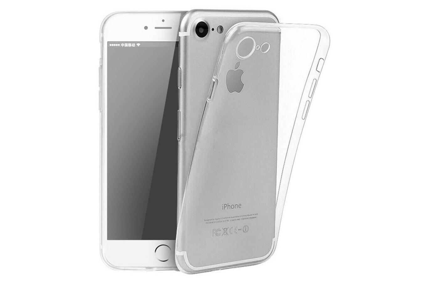 iPhone 7 Силиконовый Чехол