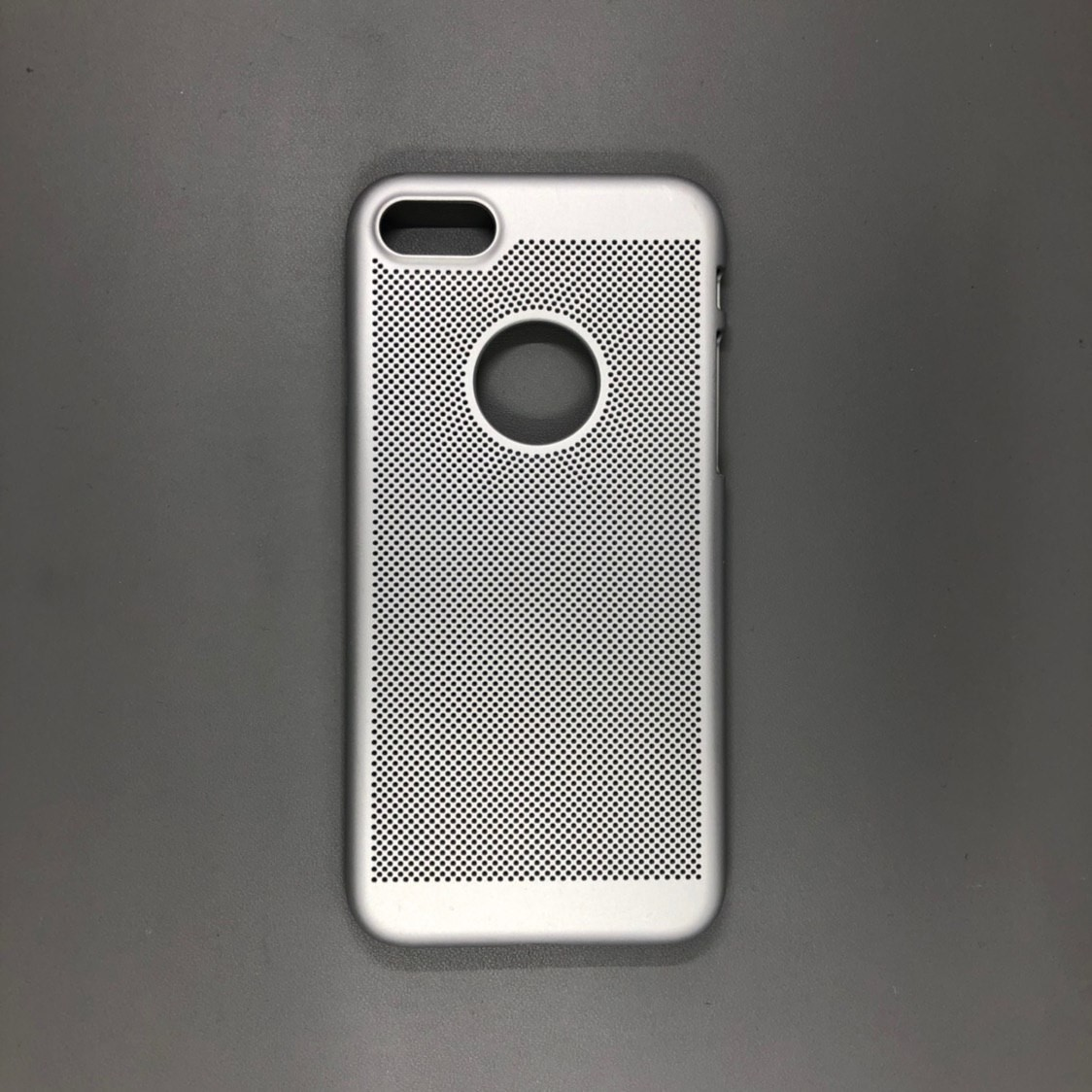 iPhone 7 Plastic Silver Nike
