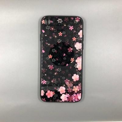 iPhone 7 Plastic Print Flowers