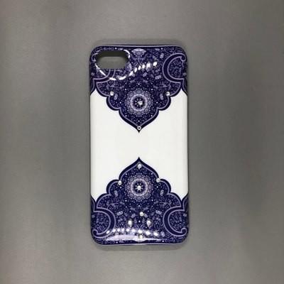 iPhone 7 Plastic Rayout Blue