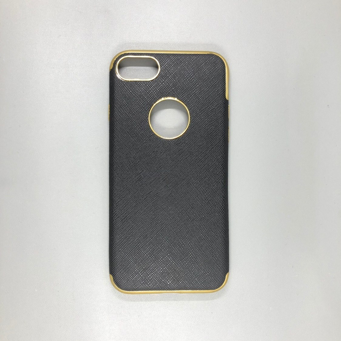 iPhone 7 Leather Gold