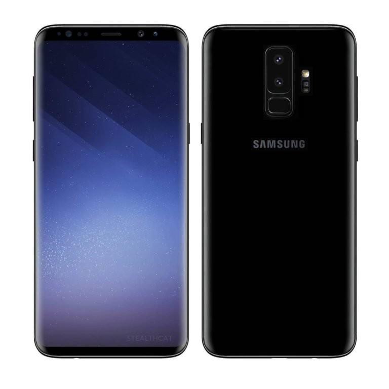 Samsung Galaxy S9 Plus 64Gb Titan РСТ