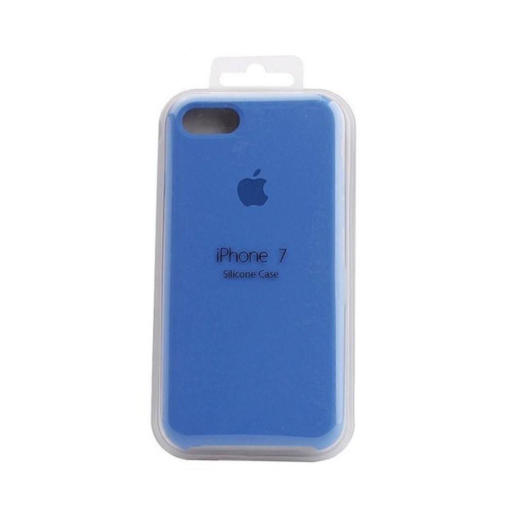 iPhone 7 / 8 Silicone Case (Синий)