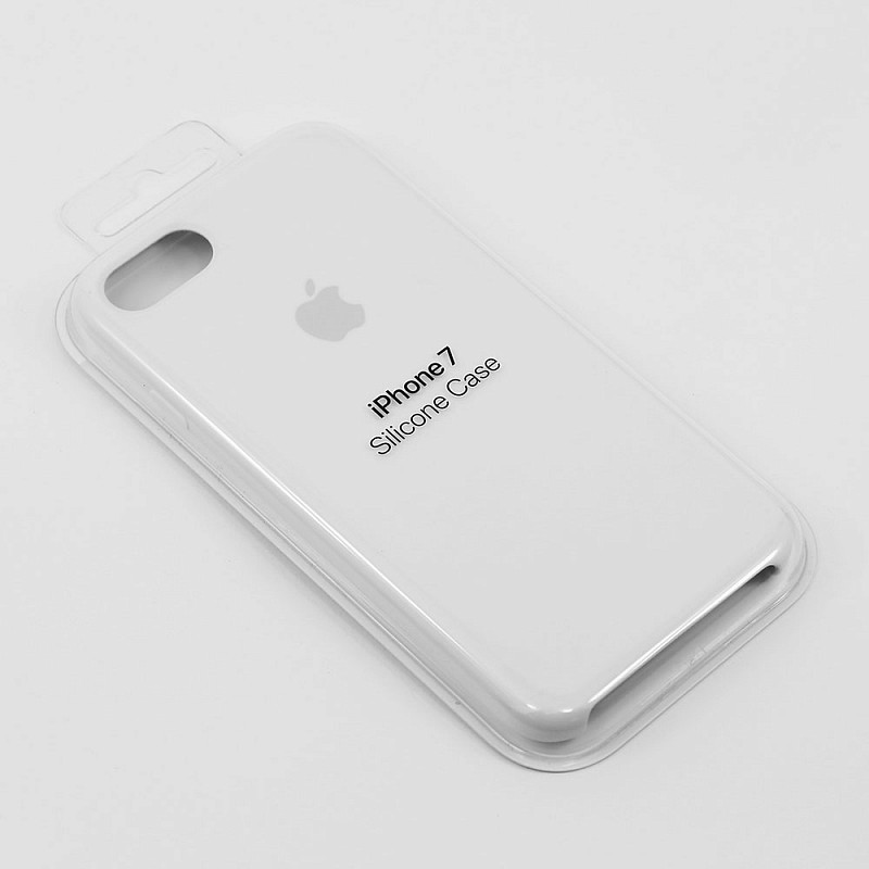 iPhone 7 / 8 Silicone Case (Белый)