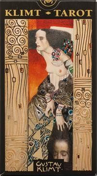 Atanassov A. A.: Golden Tarot of Klimt