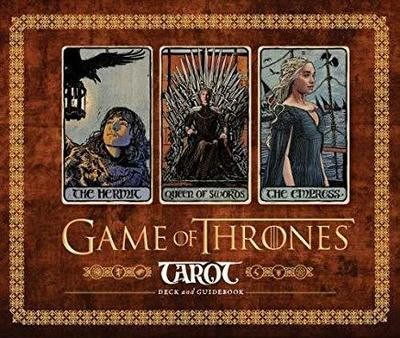 Chronicle Books (COR), Dean Liz, Coss Craig: Game of Thrones Tarot