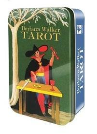 Barbara Walker Tarot in (tin box)
