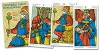 Burdel Claude, Bursten Lee: Universal Tarot of Marseille