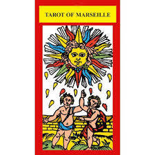 Burdel Claude: Tarot of Marseille