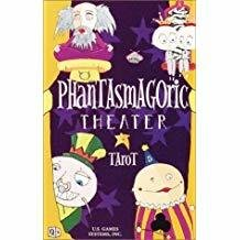 Cameron Graham: Phantasmagoric Theater Tarot