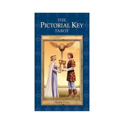 Corsi Davide: The Pictorial Key Tarot