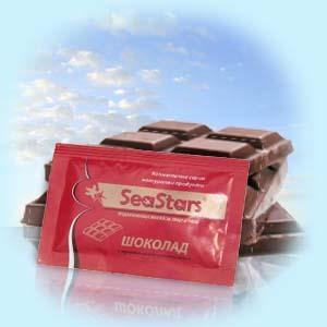 Питательная маска Шоколад SeaStars Природная косметика 15 ml