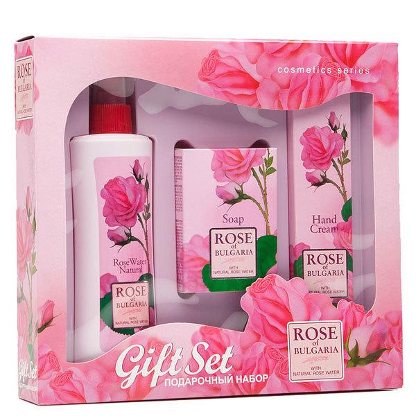 Подарочный набор для женщин Роза Болгарии