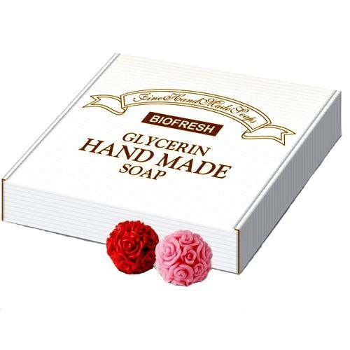 """Натуральное мыло ручной работы """"Бутон Розы"""""""