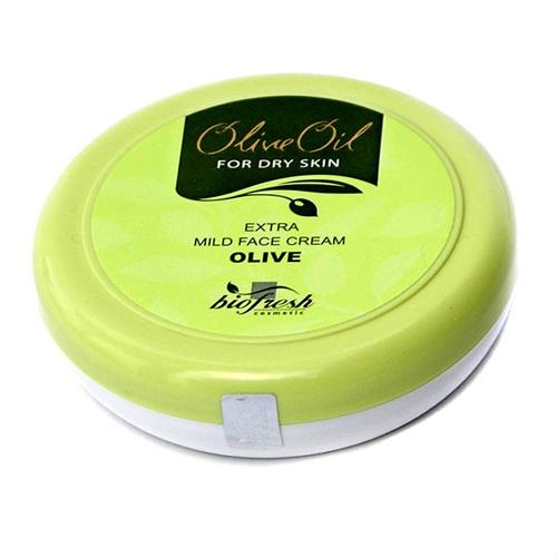 Крем увлажняющий для лица для сухой и нормальной кожи Олива 100 ml