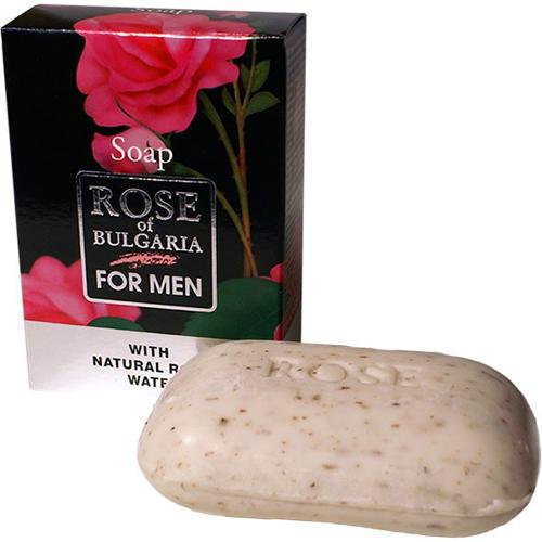 Мыло туалетное для мужчин Роза Болгарии 100 gr