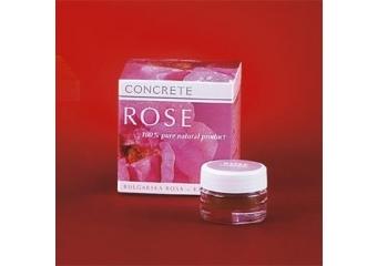 Натуральный конкрет (воск) Розы Rosa damascena Болгарская Роза Карлово 4 gr