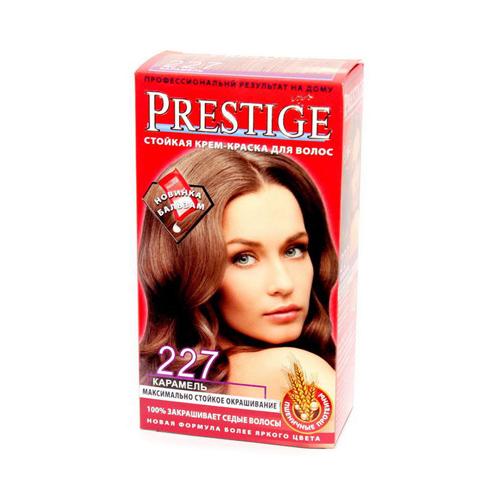 Крем-краска для волос Карамель Vip's Prestige Роза Импекс 100 ml
