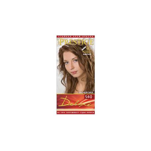 Крем- краска для волос Лесной орех Prestige Deluxe Роза Импекс 140 ml