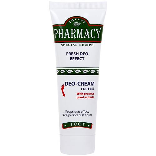 Део- крем для ног от пота и запаха Лесной Аптекарь Роза Импекс 50 ml