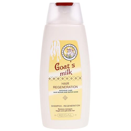 Шампунь- восстановление на козьем молоке Роза Импекс 250 ml